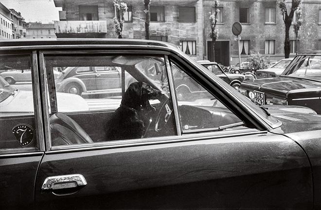 Sergio Magni - La fotografia come testimonianza del reale