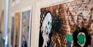 Michele Guidarini, Pasquale de Sensi - Tregenda, installation view