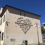 "Opiemme e Matteo ""Ufocinque"" Capobianco – HEART-SHAPED BOX"
