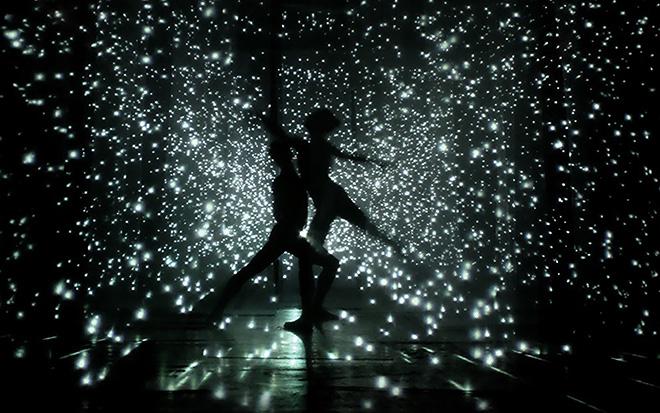 VOID - Performance by New York Ballet Dancers Sean Suozzi & Claire Kretzschmar