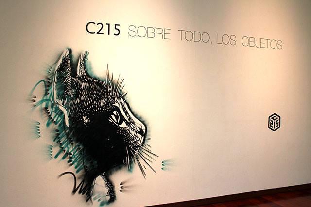 C215 - Sobre todo, los objetos