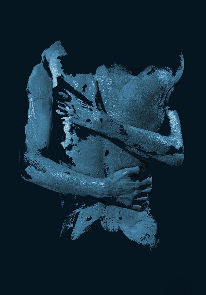 Alessandro Risuleo - Hug, Body's contamination, 2015-2016