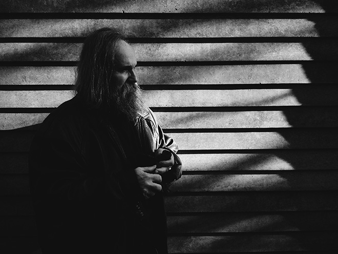 Lubomyr Melnyk - Press photo by Alex Kozobolis