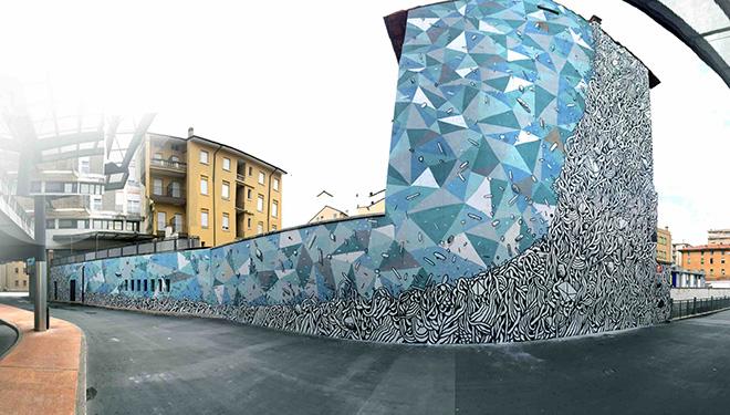 Tellas - Autostazione, Udine, 2014