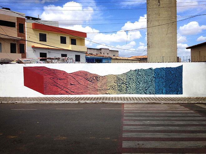 Tellas - Stagione secca, Stagione delle piogge, Sergipe, Brasile, 2015
