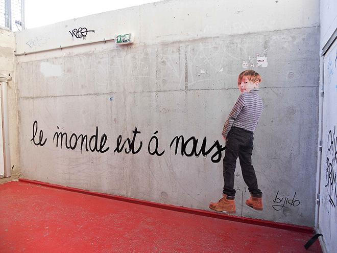 Bifido - Le monde est à nous, Marsiglia, 2015