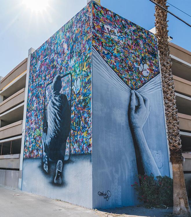 Martin Whatson - Las Vegas, Life is beautiful festival, 2016