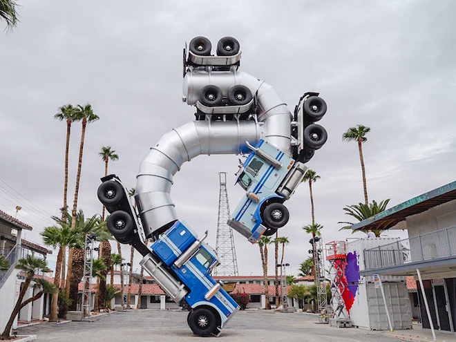 Mike Ross - Big Rig Jig, Las Vegas, Life is beautiful festival 2016