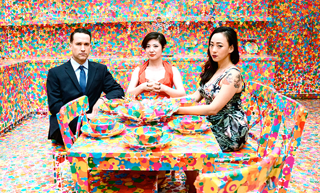 XIU XIU - photo credit: cara robbins