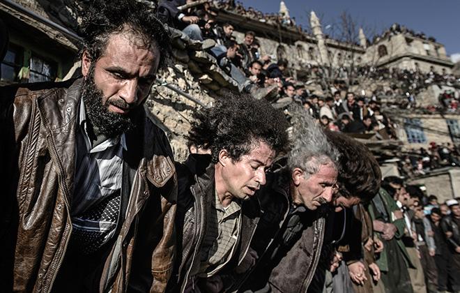 Christopher Roche - Kurdistan, The ritual dance