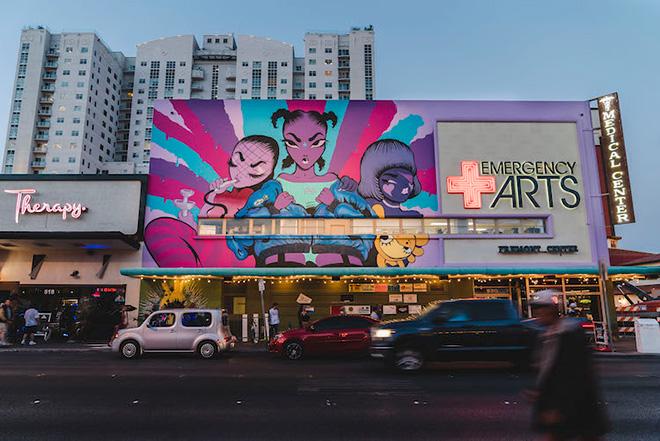 Fafi - Las Vegas, Life is beautiful festival 2016