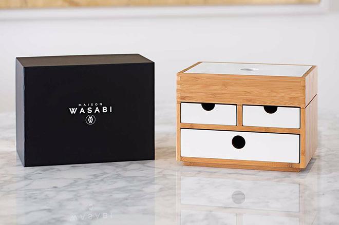 Maison Wasabi - KYOTOMOJI Box