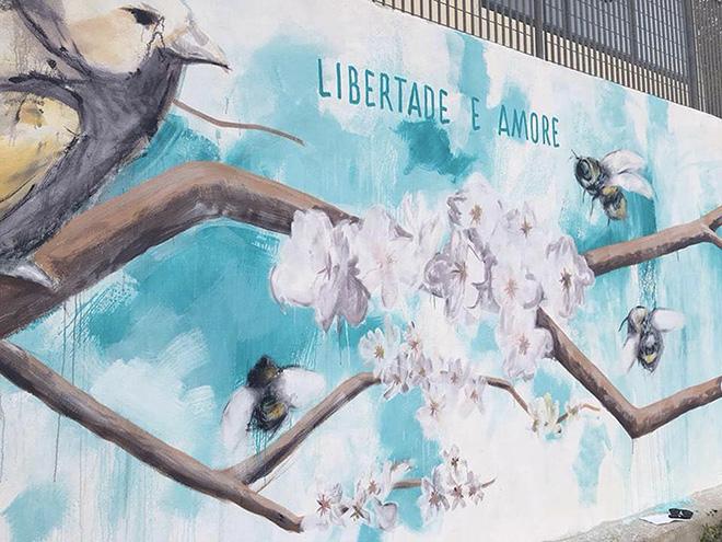 Libertà - Libertade e amore, Tonara (Nuoro)