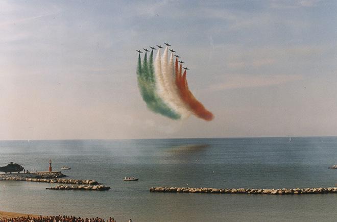 Pasquale Bove - Aeronautica Aeroclub, San Marino, luglio '99