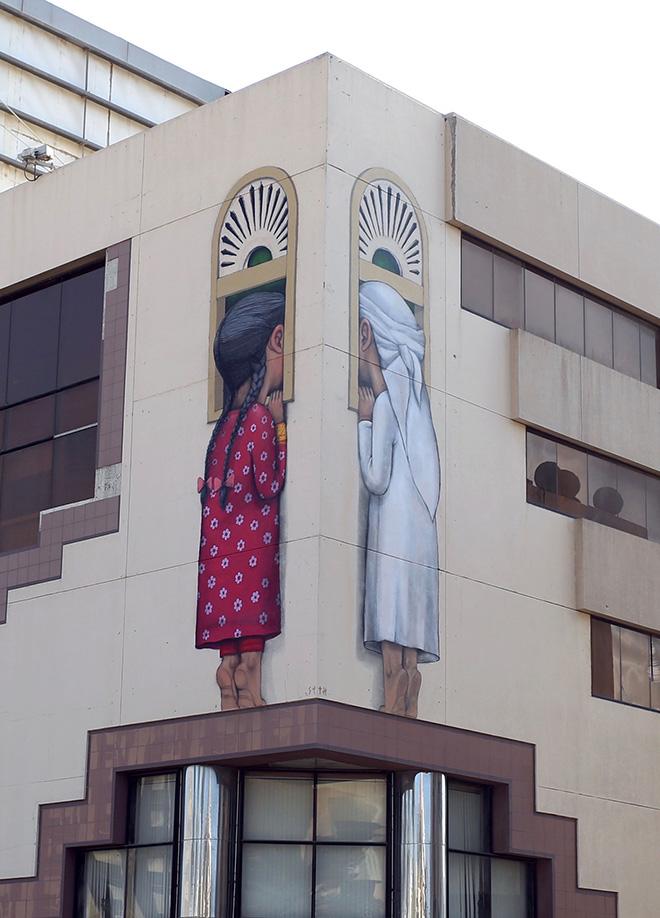 Seth - Dubai Street Museum project