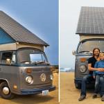 Solar Electric VW Bus – Il viaggio sostenibile con stile