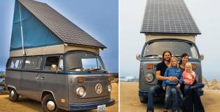 Brett Balan - Solar Electric Bus
