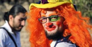 Anas al Basha, Aleppo - Quando muore un clown
