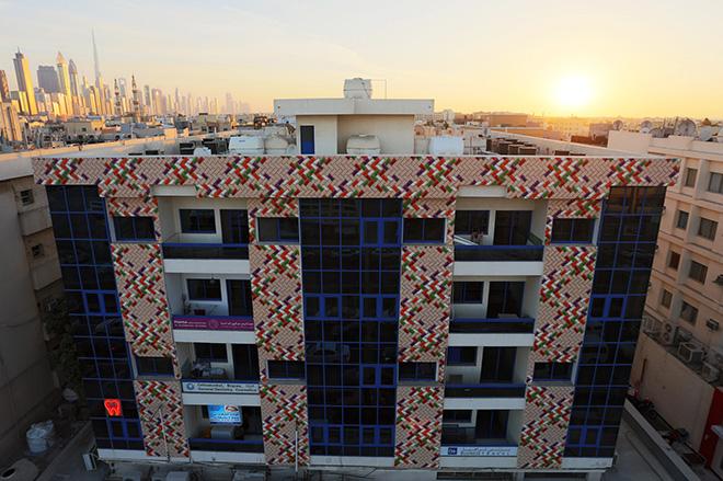 Kan - Dubai Street Museum project