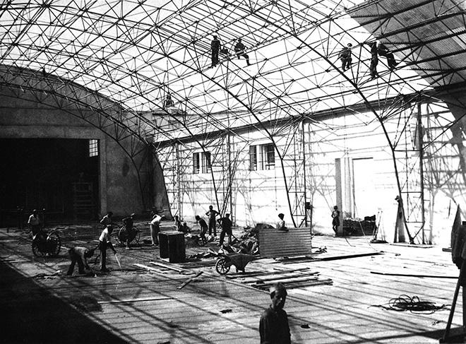 Fiera campionaria - Ricostruzione, 1946, Archivio storico Fondazione Fiera