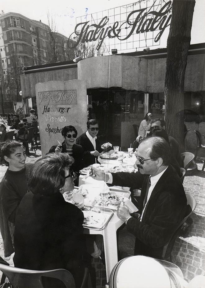 Pasquale Bove - Ristoranti, Aprile '92