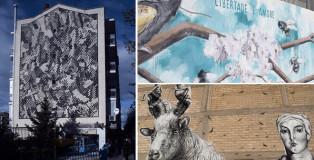 RE-VISIONI #4 - Street art, musica e suggestioni