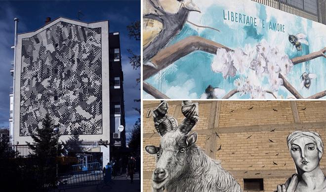 RE-VISIONI #4 – Street art, musica e suggestioni