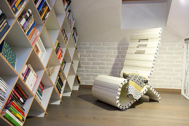 SPYNTEX - Multifunctional Chair
