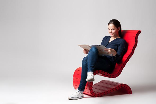 SPYNTEX – La sedia multifunzionale eco-compatibile