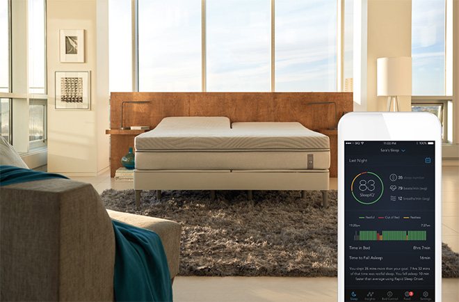 Sleep Number 360 - Smart Bed