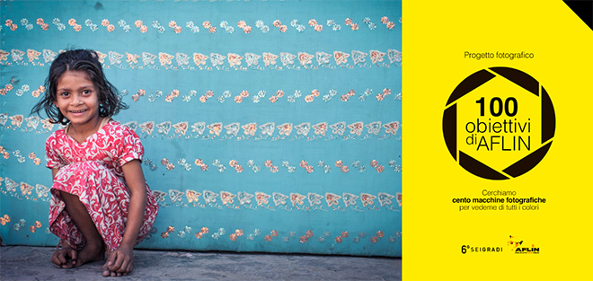 I 100 Obiettivi di Aflin – Fotografia e Solidarietà