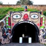 Con gli occhi al muro – La street art in Italia