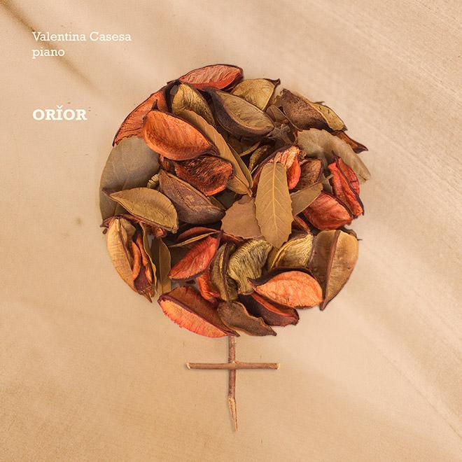 Valentina Casesa piano - Orĭor, COVER