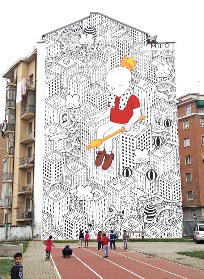 Millo - Arte in Barriera, Torino