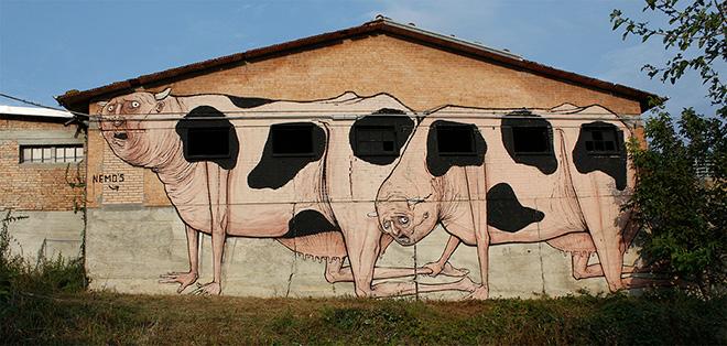 NemO's - Vedriano, Sagra della Street Art