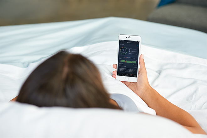Sleep Number 360 - Smart Bed, App SleepIQ