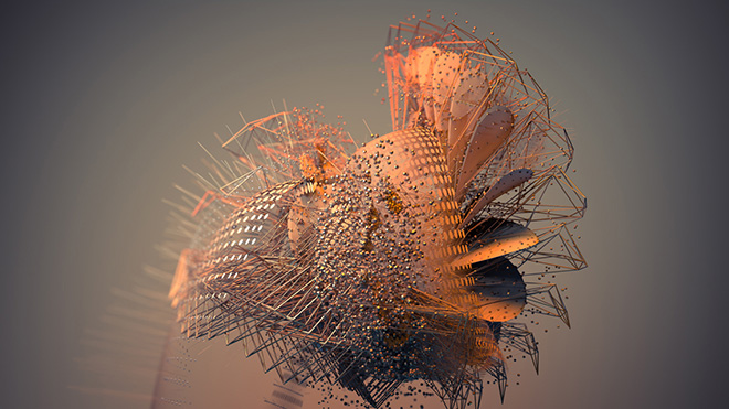 Tobias Gremmler, Wave print, London Symphony Orchestra