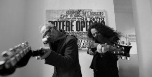 Enrico Merlin e Valerio Scrignoli - photo credit: Cristina Crippa