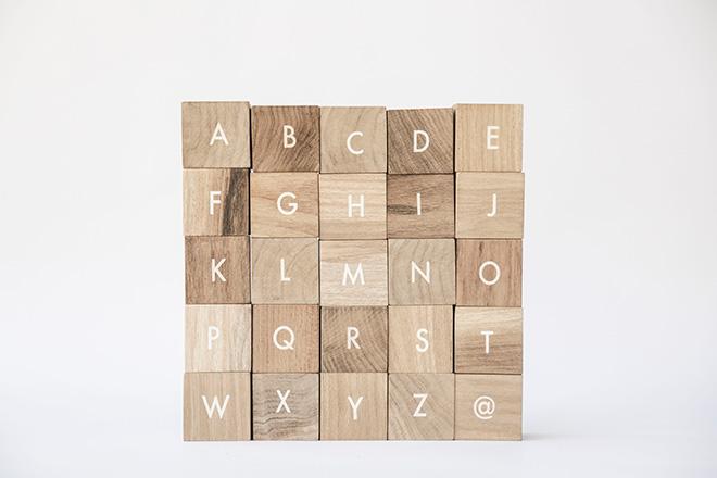 Sarmiento & Sudacas - ABC building blocks