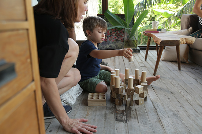Sarmiento & Sudacas - Design creativo dal legno riciclato