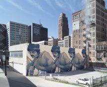 Aryz - Detroit, 2015