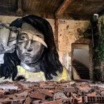 Carlos Atoche – L'antico sapore della street art