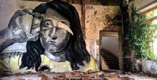 Carlos Atoche - La ragazza di cristallo, Roma, Marcigliana