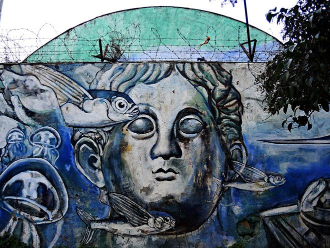 Carlos Atoche - La caduta dei giganti, Roma