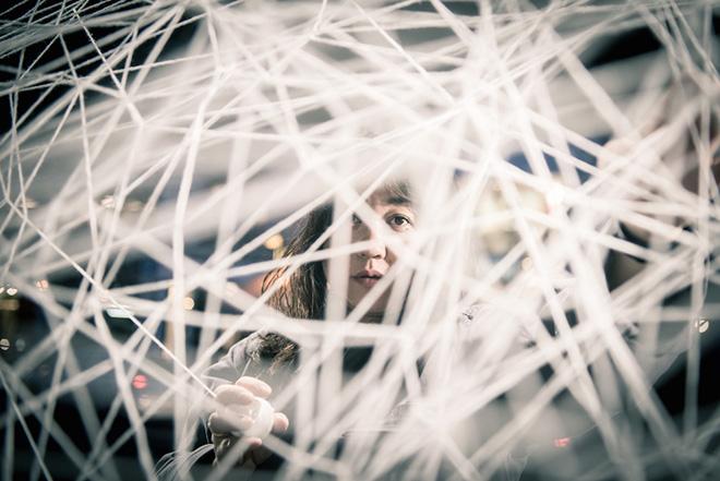 Chiharu Shiota – Where are we going?