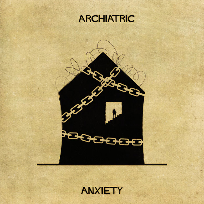 Federico Babina - Archiatric, Anxiety