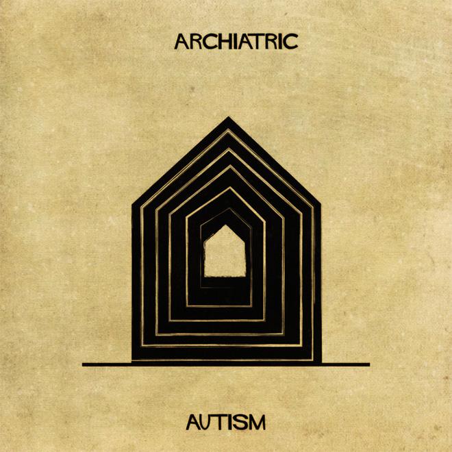 Federico Babina - Archiatric, Autism
