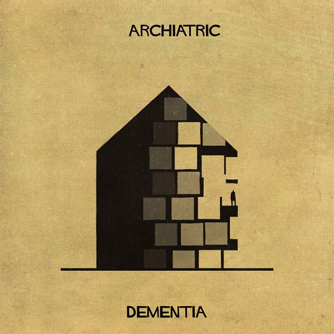 Federico Babina - Archiatric, Dementia