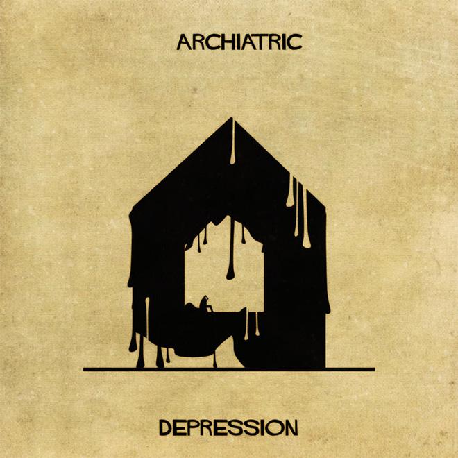 Federico Babina - Archiatric, Depression