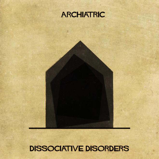 Federico Babina - Archiatric, Dissociative disorders